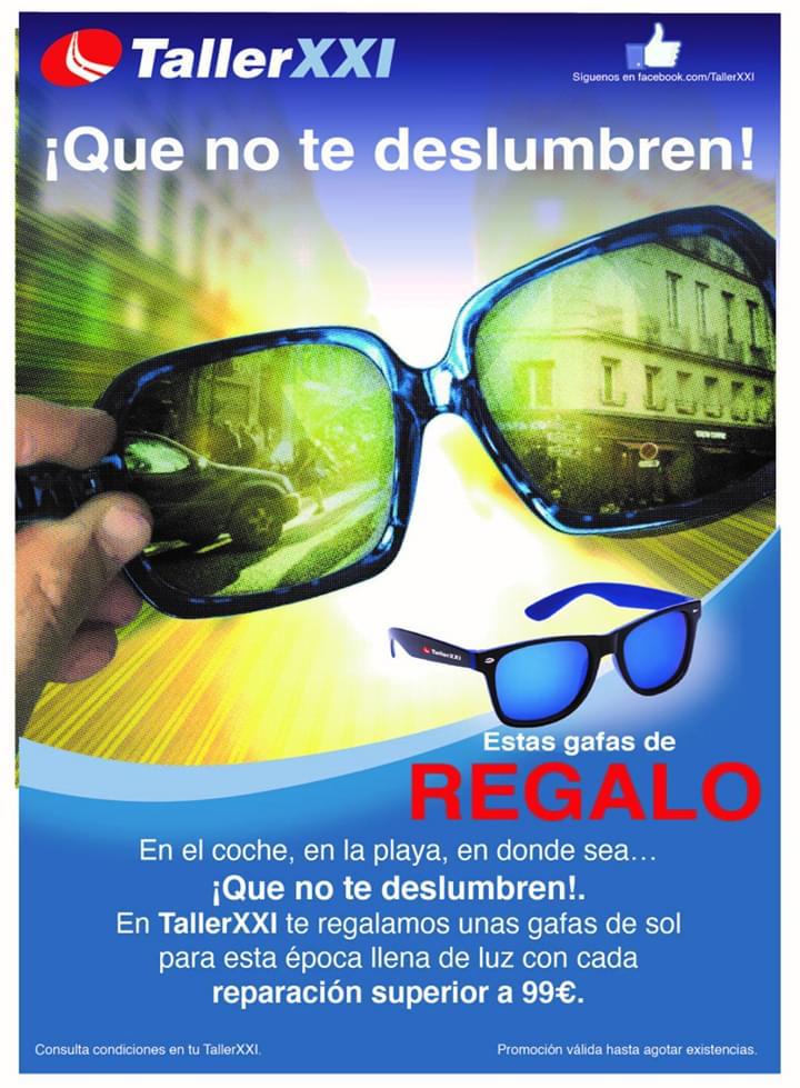 promocion gafas de sol